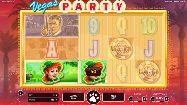 Vegas Party Slot