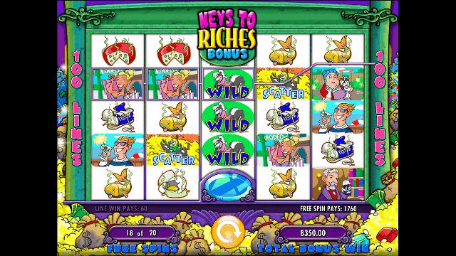 Stinkin' Rich Slot